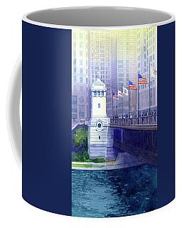Michigan Avenue Bridge Coffee Mug