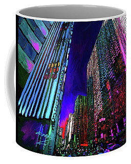 Michigan Avenue, Chicago Coffee Mug