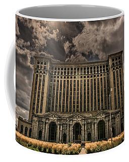 Michigan Central Station Coffee Mug