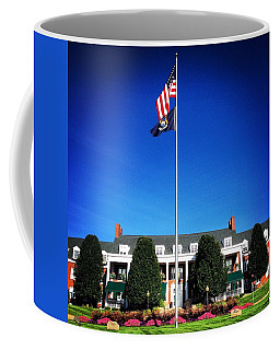 Michigan Masonic Home Coffee Mug