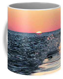 Michigan Summer Sunset Coffee Mug