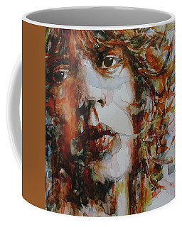 Mick Jagger - Start Me Up  Coffee Mug