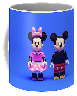 Mickey And Minnie Coffee Mug