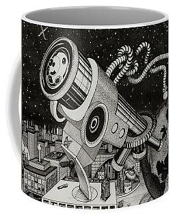Microscope Or Telescope Coffee Mug