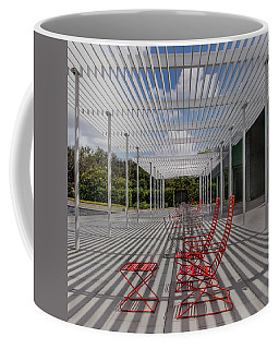 Mid-day Lines Coffee Mug