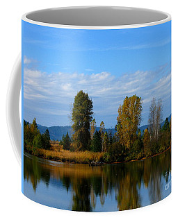 Mid Morning Coffee Coffee Mug by Greg Patzer