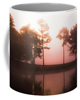 Coffee Mug featuring the photograph Mid-morning Hues by Parker Cunningham