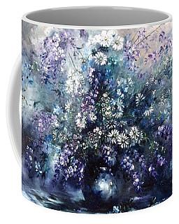 Mid Spring Blooms Coffee Mug