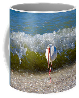 Mid Wave Feeding Coffee Mug