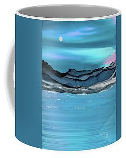 Midday Moon Coffee Mug