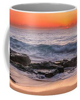 Middle Beach Sunrise Coffee Mug
