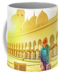 Middle East Tourism Concept Coffee Mug