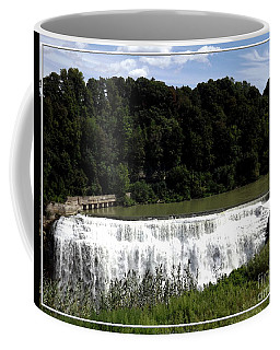Middle Falls In Rochester New York Coffee Mug