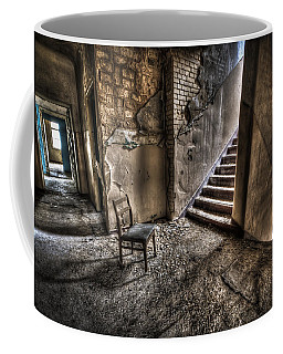 Middle Floor Seating Coffee Mug by Nathan Wright