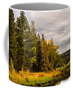 Middle Fork Coffee Mug
