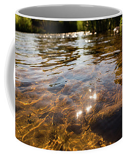 Middle Of The River Coffee Mug