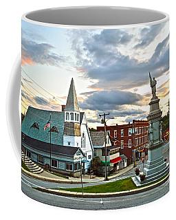 Middlebury Vermont At Sunset Coffee Mug