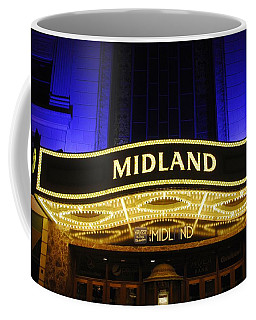 Midland Theater Coffee Mug