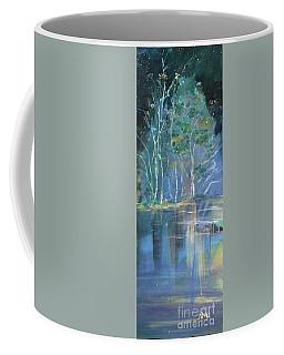 Midnight At Lake Lanier Coffee Mug