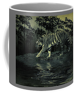 Midnight At The Oasis Coffee Mug
