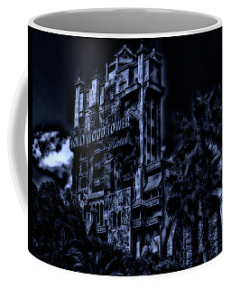 Midnight At The Tower Of Terror Mp Coffee Mug