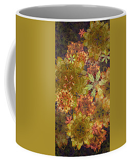 Midnight Blossom Bouquet Coffee Mug
