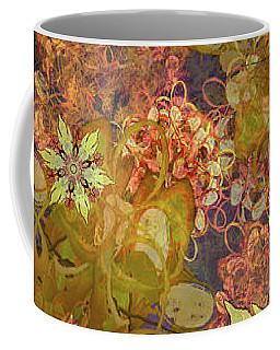 Midnight Blossom Bouquet Coffee Mug