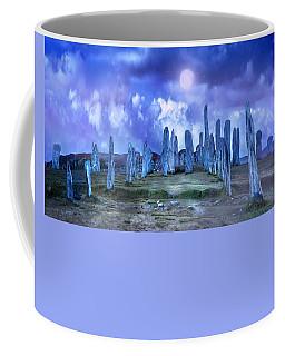 Midnight Circle Coffee Mug