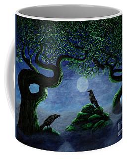 Midnight Green Coffee Mug