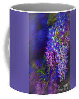 Coffee Mug featuring the photograph Midnight Oil By Kaye Menner by Kaye Menner