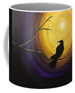 Midnight Raven Coffee Mug