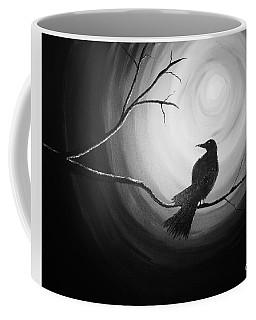 Midnight Raven Noir Coffee Mug
