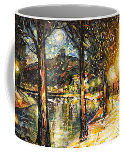 Midnight Reflections Coffee Mug