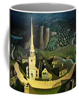 Midnight Ride Of Paul Revere Coffee Mug