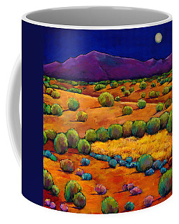 Midnight Sagebrush Coffee Mug