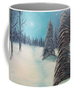 Midnight Silence Coffee Mug