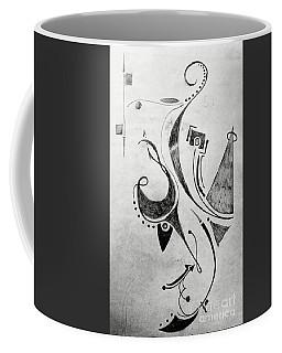 Midnight Study 1 Coffee Mug