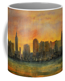 Midtown Morning Coffee Mug