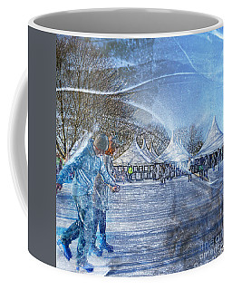 Midwinter Blues Coffee Mug