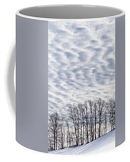 Midwinter Landscape Coffee Mug