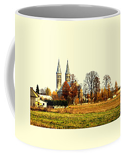 Miedzierza Church Coffee Mug