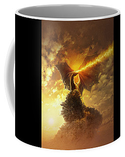 Mighty Dragon Coffee Mug