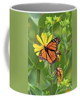 Mighty Monarch   Coffee Mug