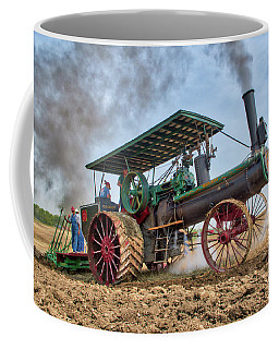 Mighty Peerless Plowing Coffee Mug