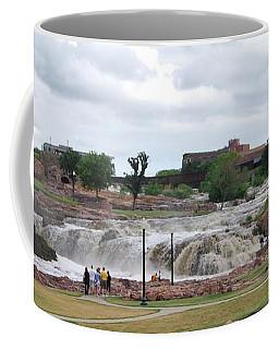 Mighty Sioux Falls Coffee Mug
