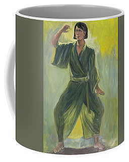 Mighty Woman Kick-butt Coffee Mug