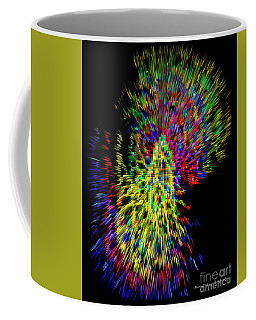 Migraine Scotomas Coffee Mug by Diane E Berry