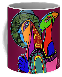 Migrating Bird Coffee Mug