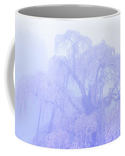 Miharu Takizakura Weeping Cherry01 Coffee Mug