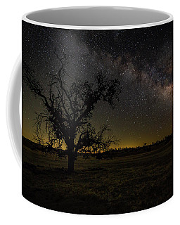 Miily Way In A Late Spring Sky Coffee Mug